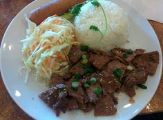 Beef at Austin