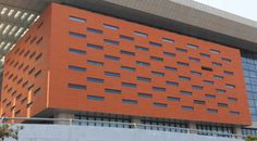 LOPO Terracotta Rainscreen Cladding Project- Shandong Weihai North Station | LOPO Terracotta Products