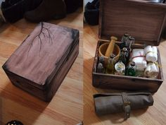 LARP gear - healer kit by wintermass.deviantart.com on @DeviantArt