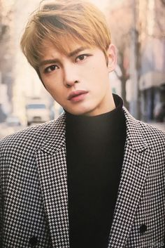 Kim Jaejoong for Treasure Book
