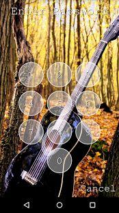 Pin Κλείδωμα οθόνης - μικρογραφία στιγμιότυπου οθόνης