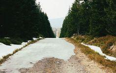 Montañas, La Ruta De Acceso, Vista