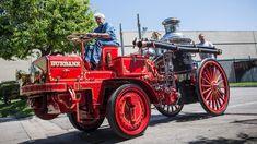 1914 Christie Fire Engine - Jay Leno's Garage