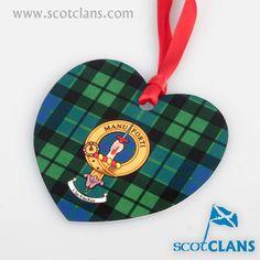 MacKay Clan Crest and Tartan Christmas Ornament Scottish Clan Tartans, Scottish Clans, Tartan Christmas, Christmas Ornaments, Mackay Tartan, Kilt Shop, Tartan Kilt, Crests, Scotland