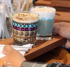 Flavor latte