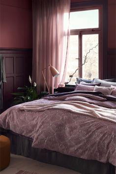 Dekbedset met dessin - Zachtroze - HOME Zara Home, Hemnes, Sofa Cama Ikea, Diwali Decorations, Cozy Place, Duvet Cover Sets, Relax, Sleep, Curtains