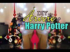 Diy Árvore de Natal do Harry Potter