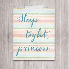 8x10 Nursery Print, Nursery Decor, Nursery Art, Inspirational Print, Baby Girl Nursery, Printable Art Print, Wall Art, INSTANT DOWNLOAD