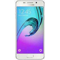 """Смартфон Samsung Galaxy A3 (2016) белый (SM-A310FZWDSER)  — 17991 руб. —  Android 5.1, поддержка двух SIM-карт, экран 4.7"""", разрешение 1280x720, камера 13 МП"""