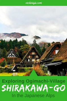 Still looking for a great in the The Shirakawa-Go Area is a popular destination in and a great place to explore the traditional Japan. The Village is the biggest and most popular destination in Japan Travel Tips, Thailand Travel, Vietnam Travel, Africa Travel, Travel Nepal, Osaka, Kyoto, Visit Argentina, Thailand Adventure
