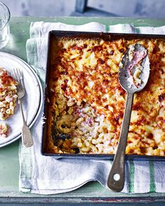 This variation on your favourite cheesy classic is just as simple, but made with ale and ham hock for a more decadent flavour. That's comfort food at its finest.