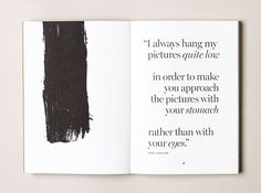 It's Nice That   Snask designs an elegant guide to creating your own art collection