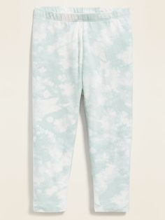 Shop Old Navy's Printed Full-Length Leggings for Toddler Girls: Comfortable elasticized waistband., Super-soft cotton jersey, with comfortable stretch and all-over print or pattern., Tag-free label inside back waist for added comfort. Baby Girl Shoes, Girls Shoes, Work Fashion, Kids Fashion, Old Navy Toddler Girl, Girls Fall Outfits, Toddler Leggings, Shop Old Navy, Girl Falling