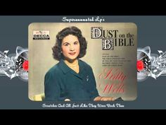 Dust on the Bible (side one) by Kitty Wells RIP ♥