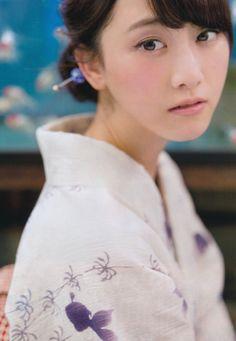 girlsinkimono: Rena Matsui
