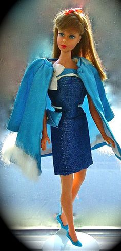 <0>1967 Barbie Sears Exclusive Beautiful Blues #3303 (NRFB is worth up to $3500!)