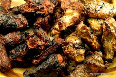 <p>Wings Anyone Ken's best buddy, Tony the sailor man, came to visit for the holidays and had to have chicken wings to go with lots of football viewing. Ken found some new extra zippy sauces he loves and Patti wanted more of a mustard based sauce. Patti bought 5lbs. of …</p>