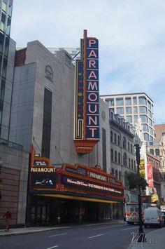 Paramount, Theater District, Boston, USA