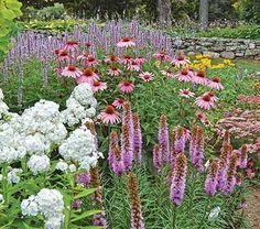White flower farm - how to design a garden