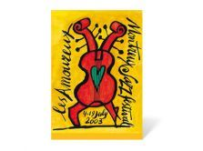 Montreux Jazz Festival 2003 Poster © Ted Scapa  Limited edition Montreux Jazz Festival, Ted, Shop, Poster, Posters, Store