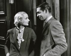 No Man of Her Own, 1932 - Clark Gable & Carole Lombard