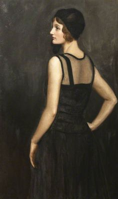 John Collier  Mrs. Osborne