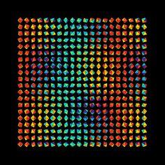 Technicolor GIFs That Swirl And Pulse   The Creators Project