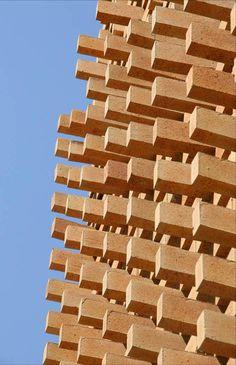 Gallery of Brick Pattern House / Alireza Mashhadmirza - 12