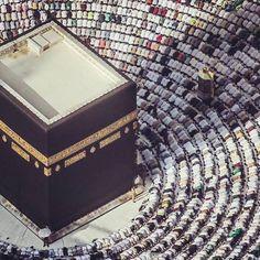 Sujood Masjid-Al-Haram Makkah. Mecca Wallpaper, Islamic Wallpaper, Islamic Qoutes, Islamic Art, Mecca Islam, Mecca Kaaba, Masjid Al Haram, Mekkah, Love In Islam