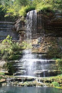 dogwood canyon Missouri.  this place is a hidden gem and a most to visit if you are near branson missouri