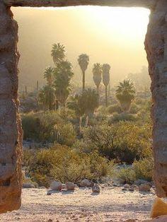 Mision Santa Maria de los Angeles, Baja California