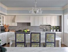 Remodel Woes: Kitchen Ceiling and Cabinet Soffits | Centsational Girl | Bloglovin'