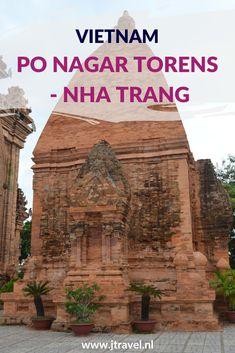 Po Nagar is een hindoeïstische tempel en de belangrijkste attractie van Nha Trang voor de Cham. Meer weten over deze Cham tempel, lees dan mijn website. #cham #tempel #ponagar #nhatrang #vietnam #jtravel #jtravelblog