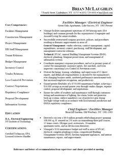 Senior Management Executive Manufacturing Engineering