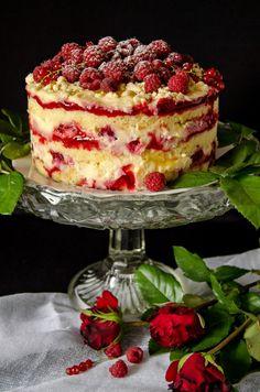 Raspberry Lemonade Cake, inspired by Christina Tosi's Momofuku Milk Bar recipes.