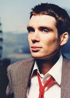 cillian murphy  Mmmmm short hair