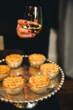 Mini Lobster Pot Pies: A decadent spin on classic comfort food in one hand-held appetizer. Part of our Feast of the Seven Fishes recipe series.