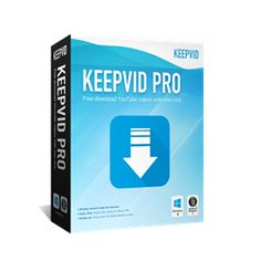 KeepVid Pro 6.1.2 is software that can help you to download videos from YouTube very easily. because you just need to copy the link youtube videos
