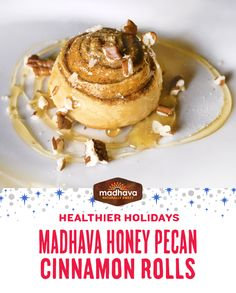 Healthier Holidays with Madhava Giveaway