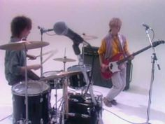 Let's Active - Every Word Means No.  Legendary producer Mitch Easter, before he became a legendary producer.   Also known as the 'Puppy Video'.
