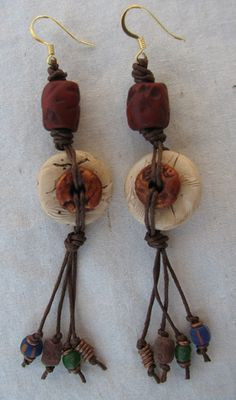 earthy earrings 1