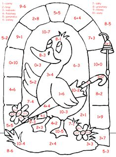 Play School Activities, Early Learning Activities, Educational Games For Kids, Alphabet Activities, Math Coloring Worksheets, Kids Math Worksheets, Coloring Pages Inspirational, Homeschool Math, Math For Kids