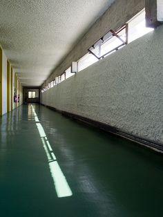 Couvent de la Tourette, Éveux - Le Corbusier