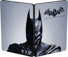 Batman Arkham Origins Exclusive Steelbook Case NEW Batman Arkham Origins, G 1, Twitter, Video Games, Superhero, The Originals, Fictional Characters, Collection, Videogames