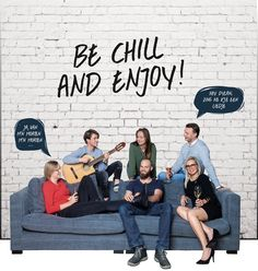 🧡 BE #CHILL AND #ENJOY 🧡 • • • #be_okay_youngliving #be_okay #decoratie #decoration #beokay #becool #besmart #interior #deco Its Okay, Young Living, Chill, Concept, Lettering, Cool Stuff, Decoration, Interior, Design