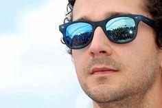 Arrestan al actor Shia LaBeouf por desorden y ebriedad en público
