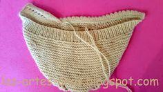 ARTES-ANAS: CAPOTA 6 HOJAS bebé Crochet For Kids, Knit Crochet, Crochet Christmas Trees, Knitting Projects, Straw Bag, Espadrilles, Fashion, Beanies, Knitting