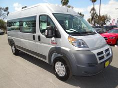 d514c28d91410d New 2014 Ram ProMaster 2500 Window Van High Roof For Sale in Anaheim