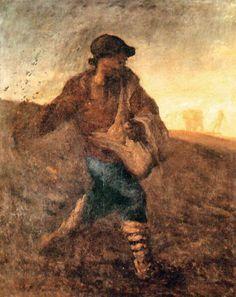 The_Sower.- Millet