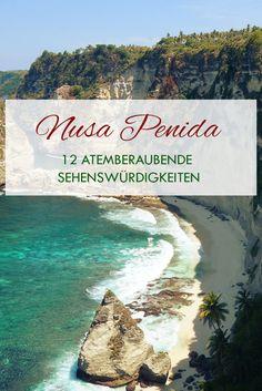 Die Insel Nusa Penida ist ein wahres Juwel und hat jede Menge Sehenswürdigkeiten zu bieten. Welche das sind kannst du im Beitrag entdecken.